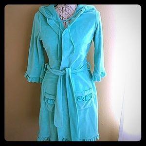 86fbb327fbe96 Women Victoria's Secret Terry Cloth Robe on Poshmark